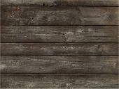 stock photo of wood  - Vector seamless wood pattern - JPG