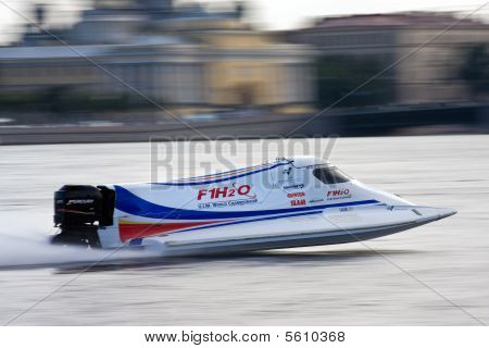 Formula 1 Powerboat World C hampionship 2009 St.petersburg Russia