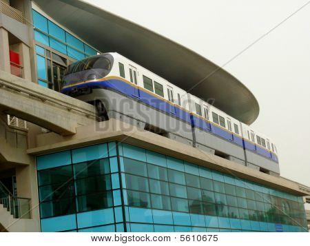 Dubai Mono Rail