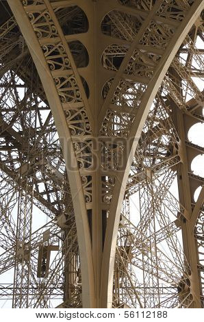 Metallic Structure, Eiffel Tower