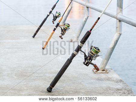 Group Of Fishhook