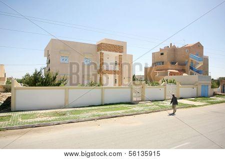 Tunisia House In Sidi Ali Ben Aoun