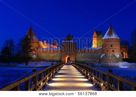 Trakai,Lithuania.