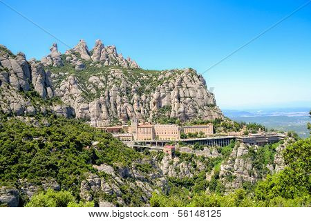 Monastery Monserrat