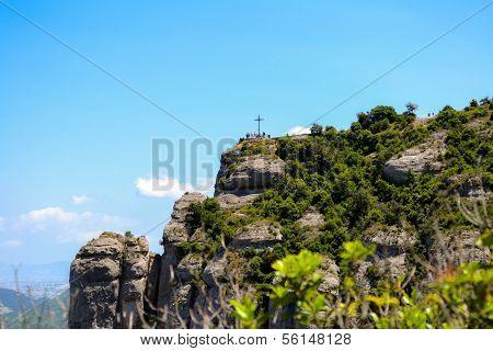 Mountain Monserrat