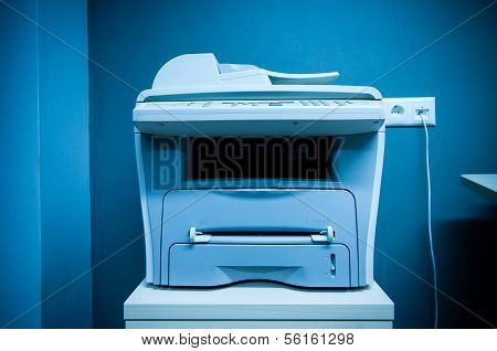 Printer In Office