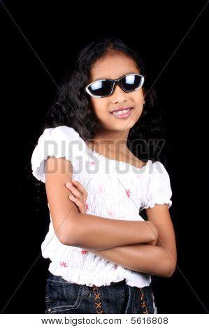 Smart Indian Girl