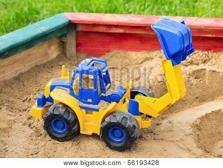 Childrens Excavator
