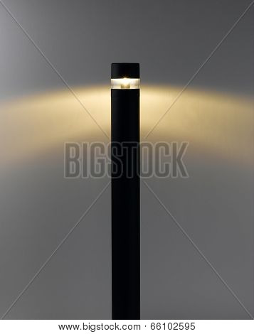 floor lamp with lighting