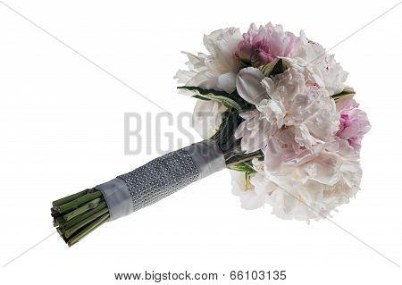 White Bridal Boquet