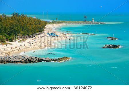 Key Wesy Beach