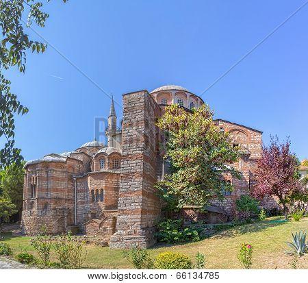 Chora Museum - Church, Istanbul