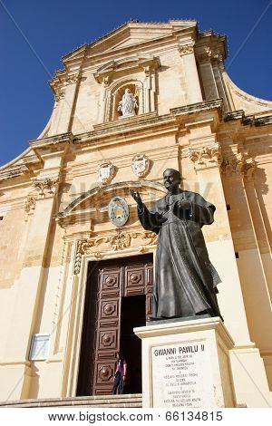 Cathedral of the Assumption, Malta