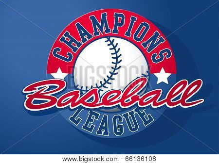 Baseball Champions League With Ball