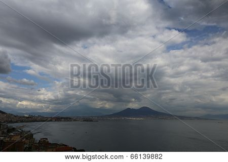 Naples - the biggest city of the Southern Italy