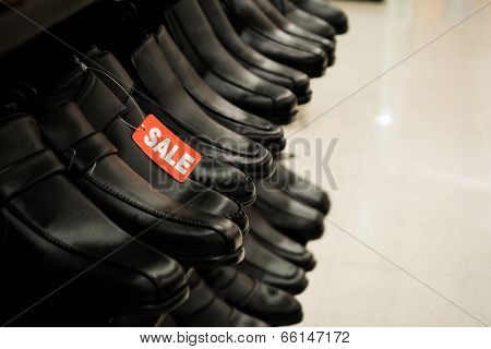 Black Male Shoes On Sale