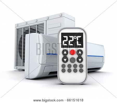 Air-conditioner And Remote Control
