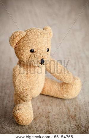 Brown Toy Bear