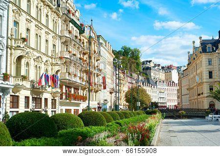 Karlovy Vary Architecture