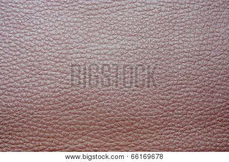Skin And Imitation Leather Of Pink Color