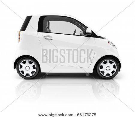 Electric 3D Car