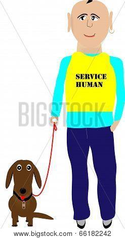 Service Human