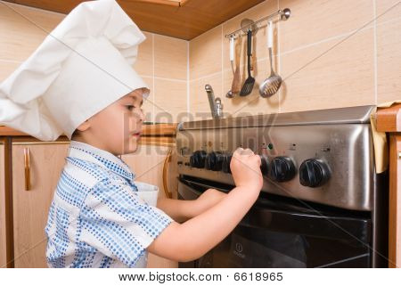 The small cook