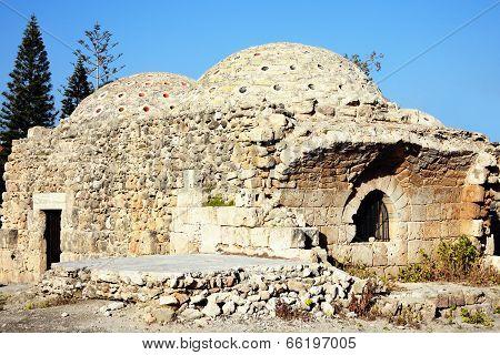 Medieval Ottoman Turkish Baths
