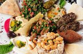 stock photo of tabouleh  - Ethnic from Lebanon - JPG