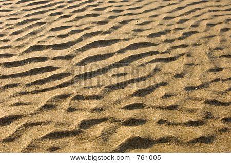 beach saand