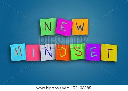 New Mindset Concept
