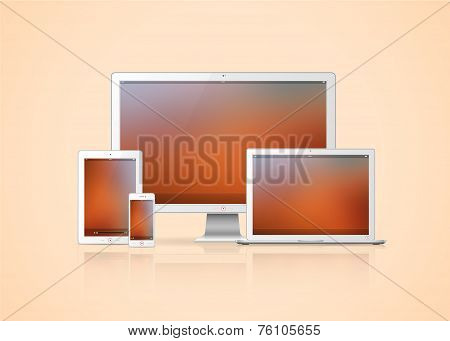 Computer Mock-up