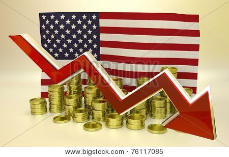 currency collapse - American dollar