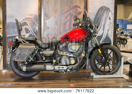 Yamaha Bolt 2015 Motorcycle