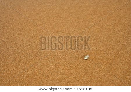 Stone and sand