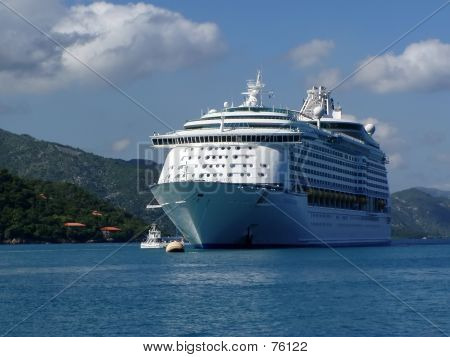 Caribbean Cruise Ship 2