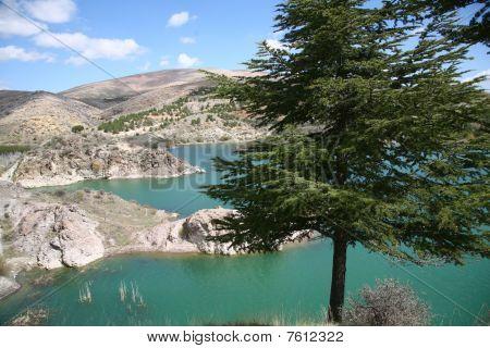 Sille Dam, Konya