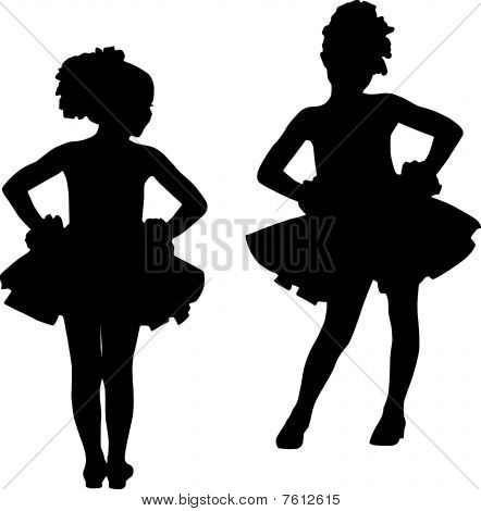 Small ballerinas