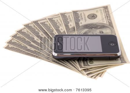Phone And Dollars