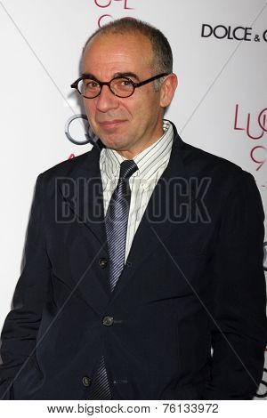 LOS ANGELES - NOV 10:  Giuseppe Tornatore at the