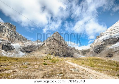 Mount Pinnacle, Sentinel Pass, Banff National Park