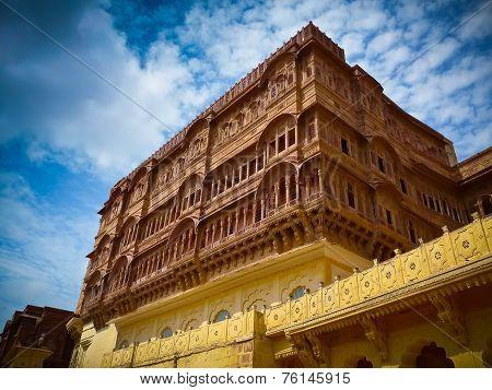 Mehrangarh Fort Palace