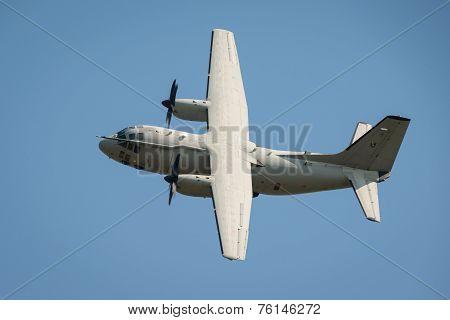 Italian Airforce Alenia C-27J Spartan Aircraft