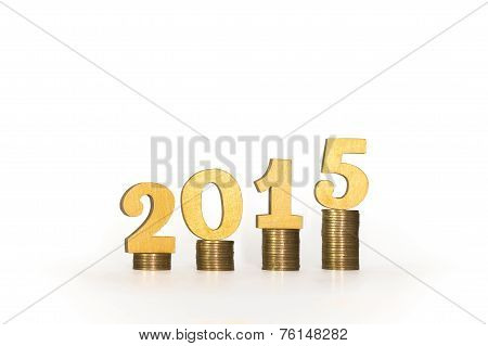 Year 2015 Coins