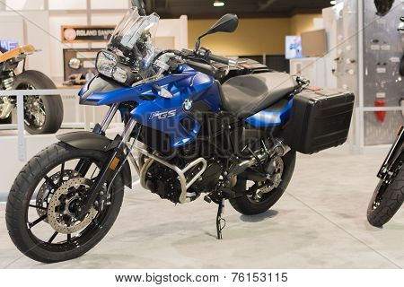 Bmw F 800 Gs Adventure 2015