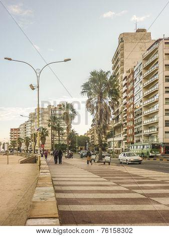 Montevideo Boardwalk