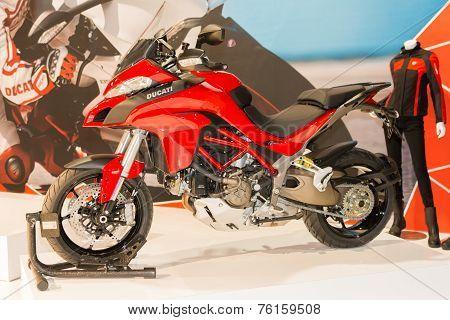 Ducati Multistrada 1200 - 2015 Motorcycle