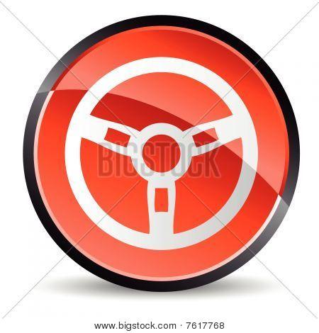 Icono de volante