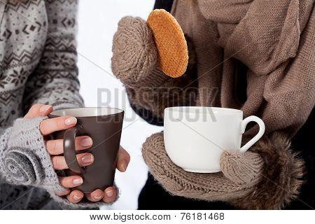Drinking Tea Together