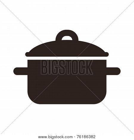 Cooking Pot Symbol